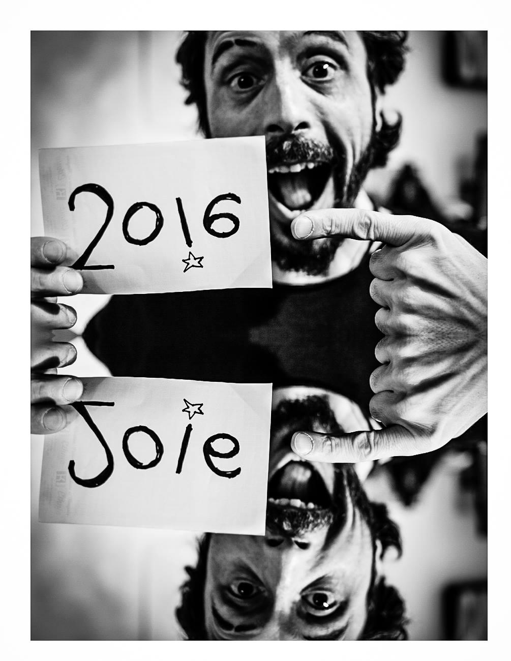 2016 = joie