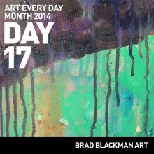 Art Every Day Month Day 17