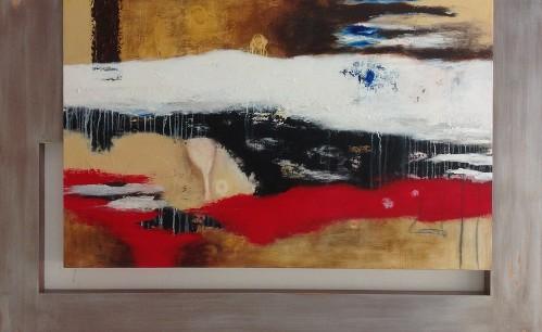 Femi Ojo at The Rymer Gallery