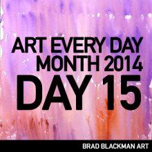 #AEDM14 Day 15