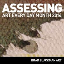 Assessing Art Every Day Month 2014