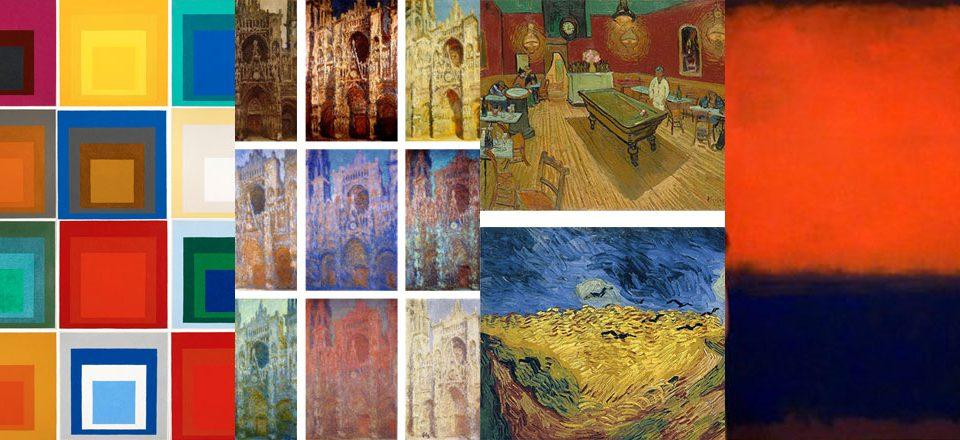 Inspiring Painters: Color