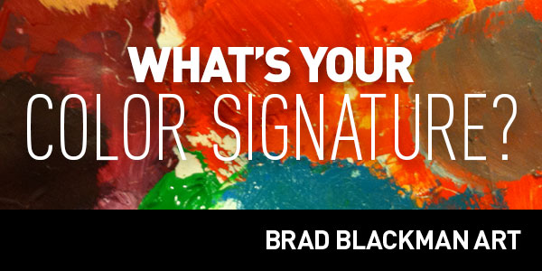A signature color makes you instantly recognizable.
