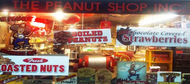 The Peanut Shop