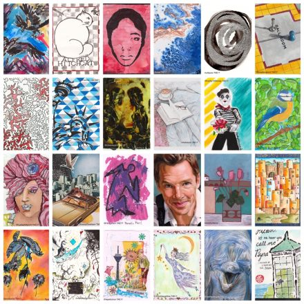 Submissions for Twitter Art Exhibit 2017