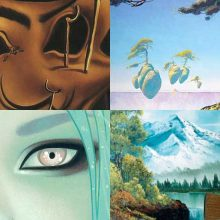 Creative Inspiration: 4 Painters Who Create Immersive Worlds